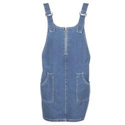 Kleidung Damen Kurze Kleider Noisy May DEAN Blau