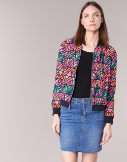 Kleidung Damen Jacken / Blazers Noisy May JUNGLE Multifarben