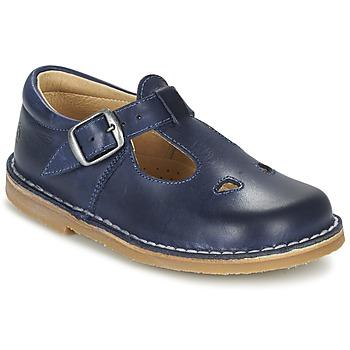 Schuhe Kinder Ballerinas Citrouille et Compagnie GLARCO Blau