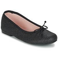 Schuhe Mädchen Ballerinas Citrouille et Compagnie GLIGLO Schwarz