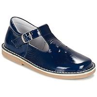 Schuhe Mädchen Ballerinas Citrouille et Compagnie GARENIA Blau