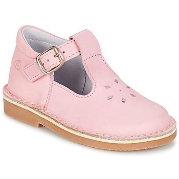 Schuhe Mädchen Ballerinas Citrouille et Compagnie GARENIA Rose