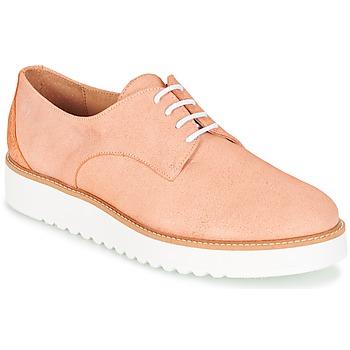 Schuhe Damen Derby-Schuhe Casual Attitude GEGE Pfirsisch