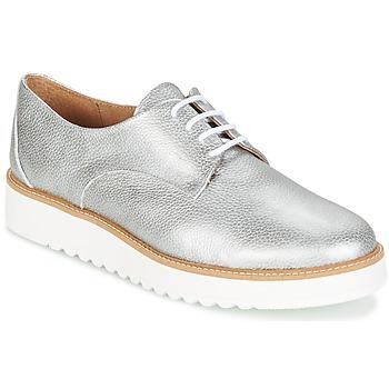 Schuhe Damen Derby-Schuhe Casual Attitude GEGE Silbern
