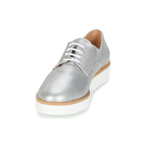 Casual Schuhe Attitude GEGE Silbern  Schuhe Casual Derby-Schuhe Damen 59,99 0c6f23