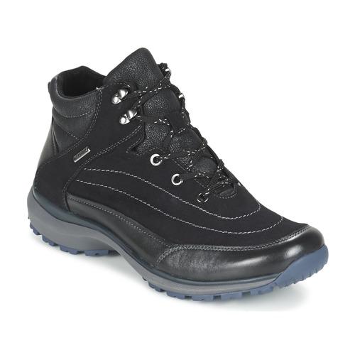 Schuhe Damen Boots Romika Gabriele 19 Schwarz
