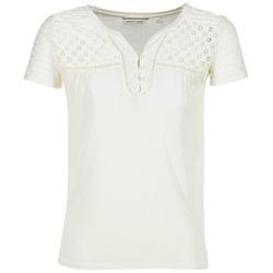 Kleidung Damen T-Shirts Naf Naf OPARI Naturfarben