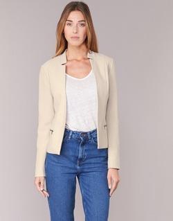 Kleidung Damen Jacken / Blazers Only MADELINE Beige
