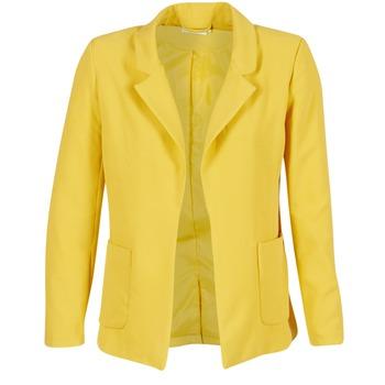 Kleidung Damen Jacken / Blazers Only DUBLIN Gelb