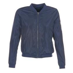 Kleidung Damen Jacken Only LINEA NYLON Marine