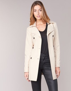 Kleidung Damen Trenchcoats Only MARIA LONG Beige