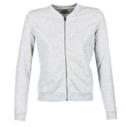 Kleidung Damen Sweatshirts Only JOYCE BOMBER Grau
