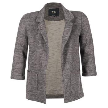 Kleidung Damen Jacken / Blazers Only CAROLINE Grau