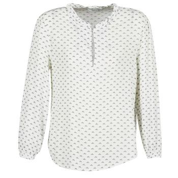 Kleidung Damen Tops / Blusen Only NELLY 7/8 Weiss