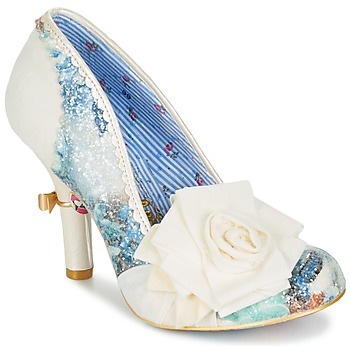 Schuhe Damen Pumps Irregular Choice WASHINGTON Weiss