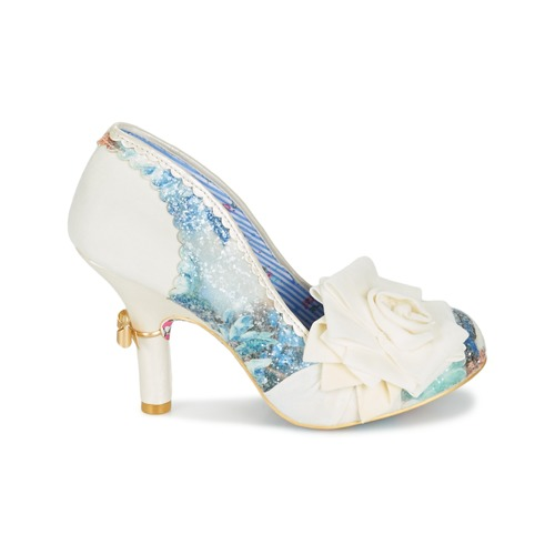 Irregular Choice Weiss WASHINGTON Weiss Choice  Schuhe Pumps Damen 63,60 898590