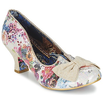 Schuhe Damen Pumps Irregular Choice DAZZLE RAZZLE Weiss