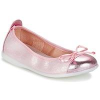 Schuhe Mädchen Ballerinas Citrouille et Compagnie GRAGON Rose