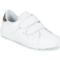 Schuhe Mädchen Sneaker Low Citrouille et Compagnie GRANOU Weiss