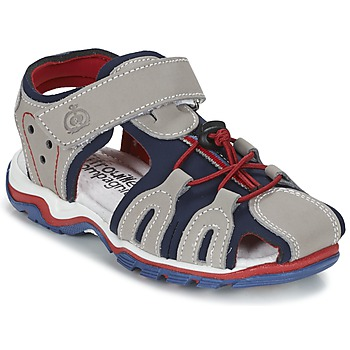 Schuhe Jungen Sandalen / Sandaletten Citrouille et Compagnie GUFUMO Grau