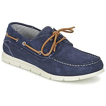 Schuhe Herren Bootsschuhe Casual Attitude GAPENA Marine