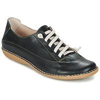 Schuhe Damen Derby-Schuhe Casual Attitude GERALD Schwarz