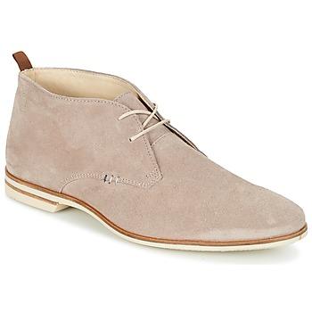 Schuhe Herren Boots Casual Attitude GIUME Maulwurf