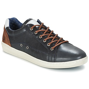 Schuhe Herren Sneaker Low Casual Attitude GIEVE Blau