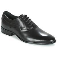 Schuhe Herren Richelieu Carlington GYIOL Schwarz