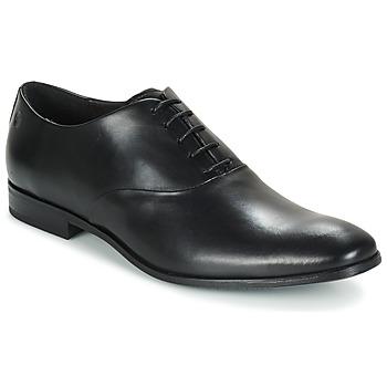 Schuhe Herren Richelieu Carlington GENIOU Schwarz