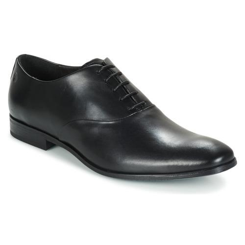 Carlington GENIOU Schwarz  Schuhe Richelieu Herren 79,99