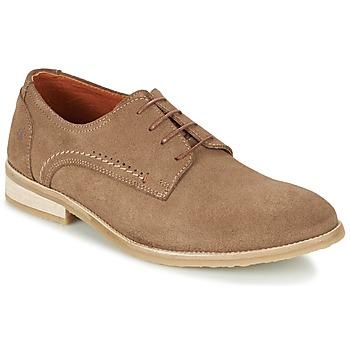 Schuhe Herren Derby-Schuhe Carlington GRAO Braun