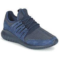 Schuhe Sneaker Low adidas Originals TUBULAR RADIAL Marine