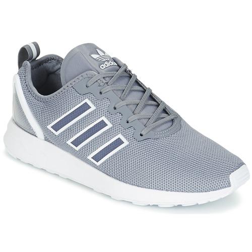 Schuhe Herren Sneaker Low adidas Originals ZX FLUX ADV Grau
