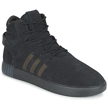 Schuhe Herren Sneaker Low adidas Originals TUBULAR INVADER Schwarz