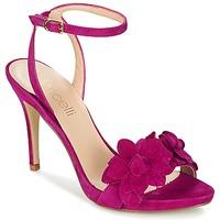 Schuhe Damen Sandalen / Sandaletten Fericelli GLAM Violett
