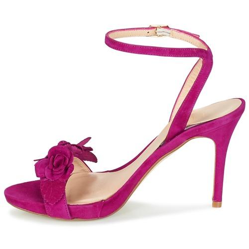 Fericelli GLAM Violett Sandaletten  Schuhe Sandalen / Sandaletten Violett Damen 103,20 751a88