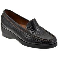 Schuhe Damen Slipper Valleverde Plantar mokassin halbschuhe