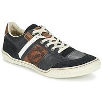 Schuhe Herren Sneaker Low Kickers JEXPLORE Schwarz