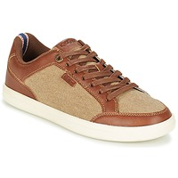 Schuhe Herren Sneaker Low Kickers AART HEMP Braun / Beige