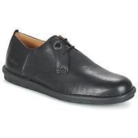 Schuhe Herren Derby-Schuhe Kickers VIKANG Schwarz