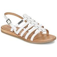 Schuhe Damen Sandalen / Sandaletten Les Tropéziennes par M Belarbi HAVAPO Weiss