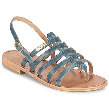Schuhe Damen Sandalen / Sandaletten Les Tropéziennes par M Belarbi HERIBER Blau