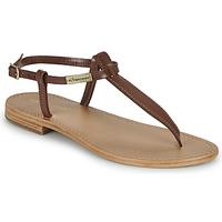 Schuhe Damen Sandalen / Sandaletten Les Tropéziennes par M Belarbi NARVIL Braun