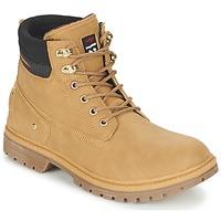 Schuhe Damen Boots Kangaroos KangaOutboots 2034 Honig