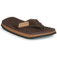 Schuhe Herren Zehensandalen Cool shoe 2LUXE Braun