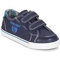Schuhe Jungen Sneaker Low Pablosky TEDOUME Blau