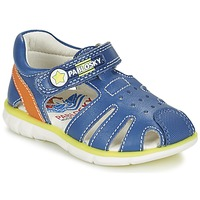 Schuhe Jungen Sandalen / Sandaletten Pablosky GUADOK Blau