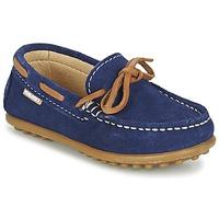 Schuhe Jungen Bootsschuhe Pablosky RACEZE Blau