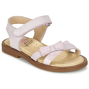 Schuhe Mädchen Sandalen / Sandaletten Pablosky SELMIE Rose